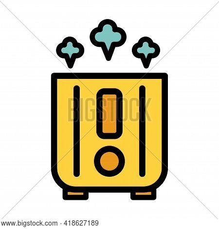 Humidifier Vector Icon