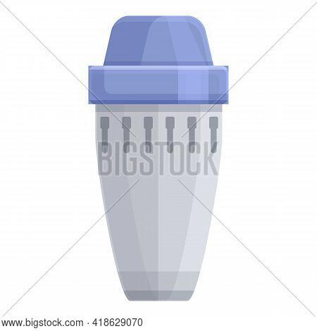 Facility Water Purification Icon. Cartoon Of Facility Water Purification Vector Icon For Web Design