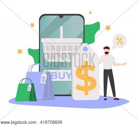 Revenue Management Abstract Concept Vector Illustration. Sales Forcasting And Index, Flash Sale, Spe