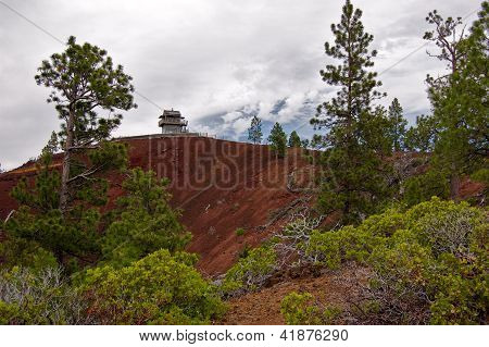 Lava Butte Fire Lookout
