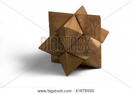 Wooden 3D Puzzle