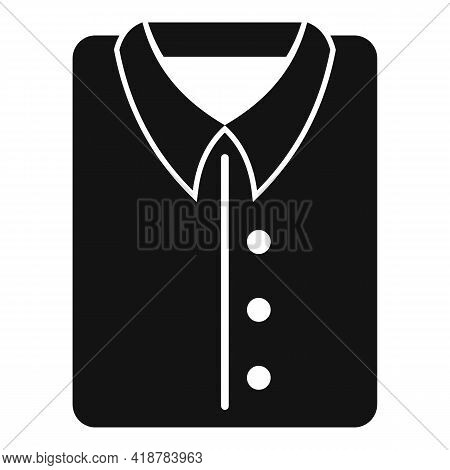 Dry Cleaning Shirt Icon. Simple Illustration Of Dry Cleaning Shirt Vector Icon For Web Design Isolat