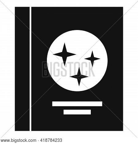 Detergent Box Icon. Simple Illustration Of Detergent Box Vector Icon For Web Design Isolated On Whit