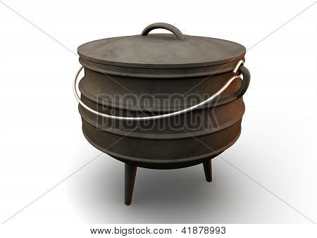 South African Potjie Pot Perspective
