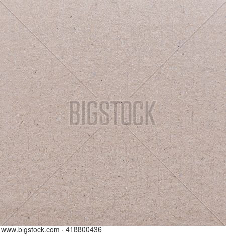 Paper Texture Or Paper Background. Brown Paper. Seamless Paper For Design. Closeup Paper Texture. Ab