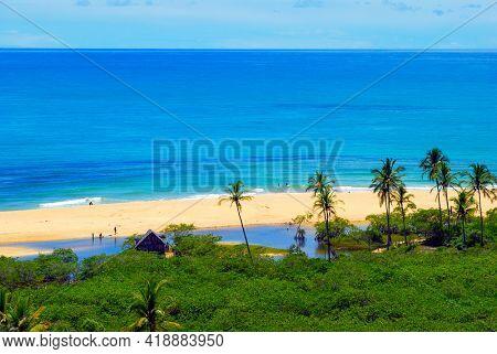 Trancoso is a district of the Brazilian municipality of Porto Seguro, on the coast of the state of Bahia.
