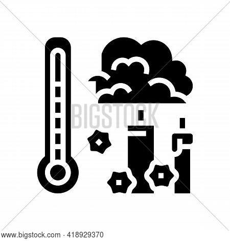 Spa Leisure Glyph Icon Vector. Spa Leisure Sign. Isolated Contour Symbol Black Illustration