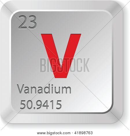 vanadium element