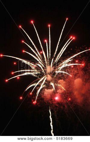 Fireworks Red Tip