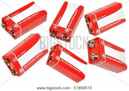 Nine Volt Battery