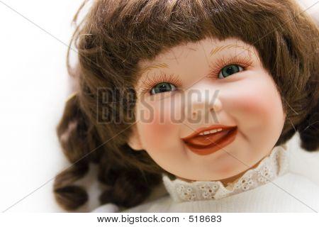PUPPENKLEID Gesicht