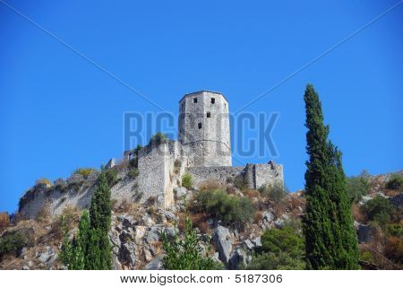 Sahat Kula Fort, Pocitelj, Bosnia-Herzegovina