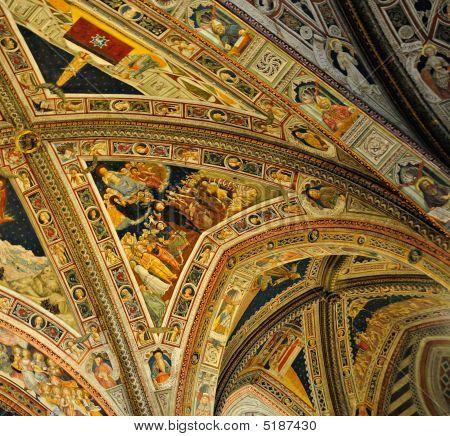 Renaissance Chapel Cieling