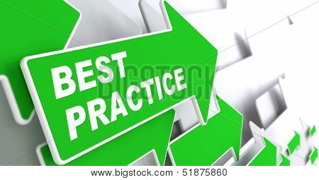 Best Practice. Business Background.