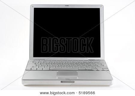 Silver Mac Laptop