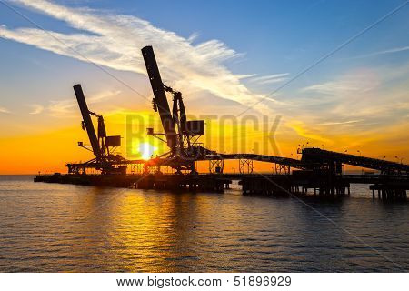 Coal Pier