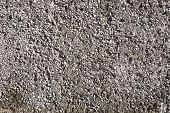 Texture of cement with gravel for background poster