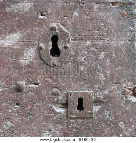 Old Keyholes