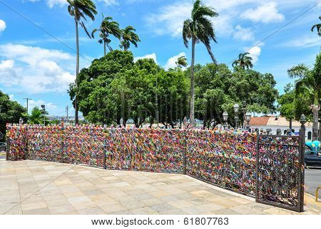 Church Of Senhor Do Bonfim, Salvador De Bahia (brazil)