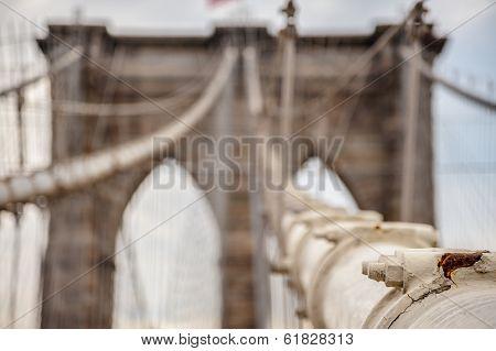 Brooklin Bridge Cable