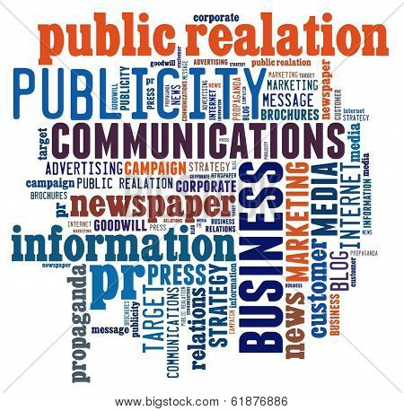 public relations campaign strategy paper - public relations public relations is the management function that identifies, establishes and maintains mutually beneficial relationships between an organisation and the various publics on whom its success or failure depends - scott cutlip public relations, byname pr, is an aspect of communications involving the relations between an entity.