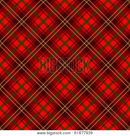 Traditional Plaid Pattern