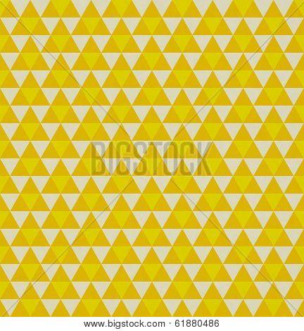 seamless triangle pattern background
