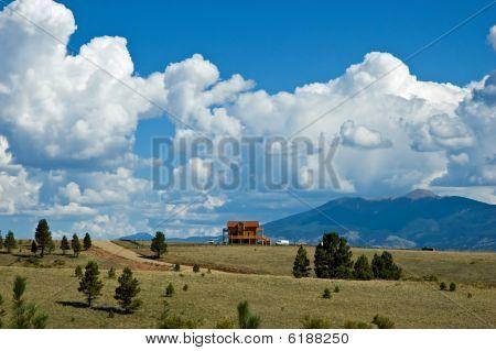 High Desert Home