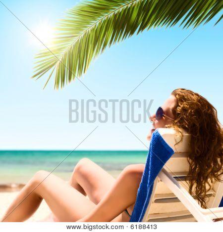 Sea Relax Sun Palm Glam