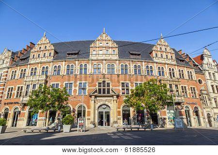 Former Main Post Office, Anger, Erfurt