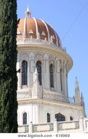 Bahai Gardens, Haifa, Israel.