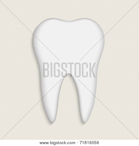 Tooth. Design Elements
