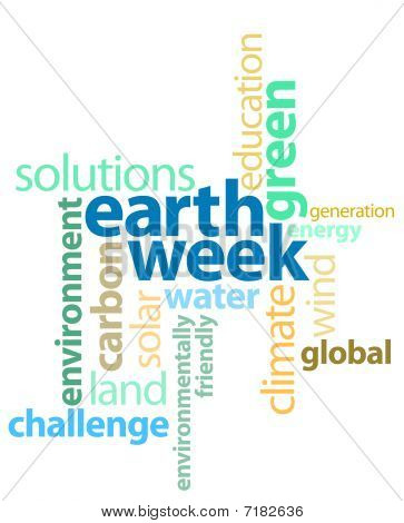 Earth Week Background
