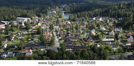 Small Town Neighbourhood
