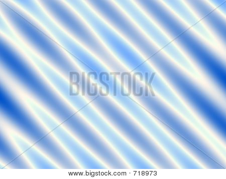 Psychedelic background with an organic pattern poster