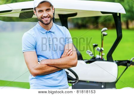 Golf Is My Favorite Game!