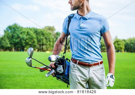 Golf Is A Style Of Living.