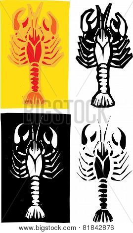 Lobster Crawdad