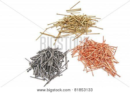 Three Set Of  Different Nails