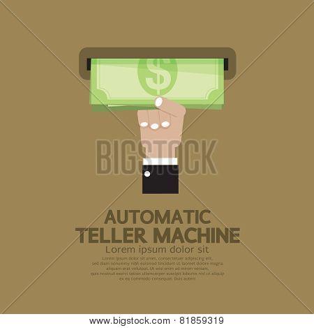 Automatic Teller Machine.
