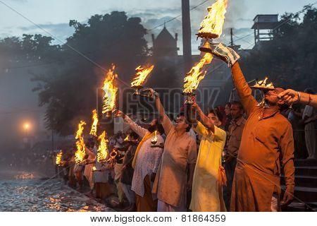 Ganga Puja