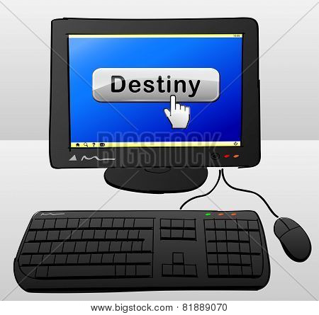 Destiny Computer Concept