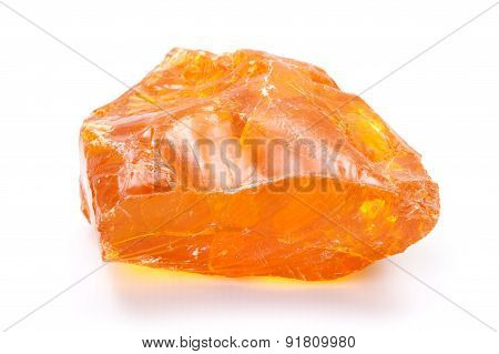 Piece Of Pure Fir Rosin