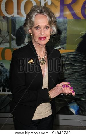 LOS ANGELES - MAY 26:  Tippi Hedren at the