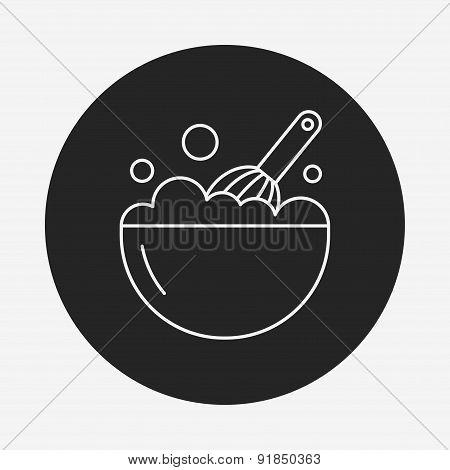 Beater Line Icon