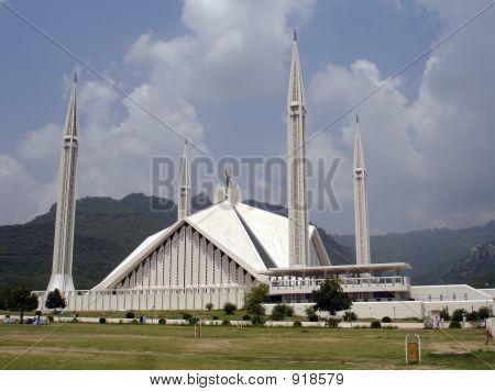 伊斯兰堡清真寺