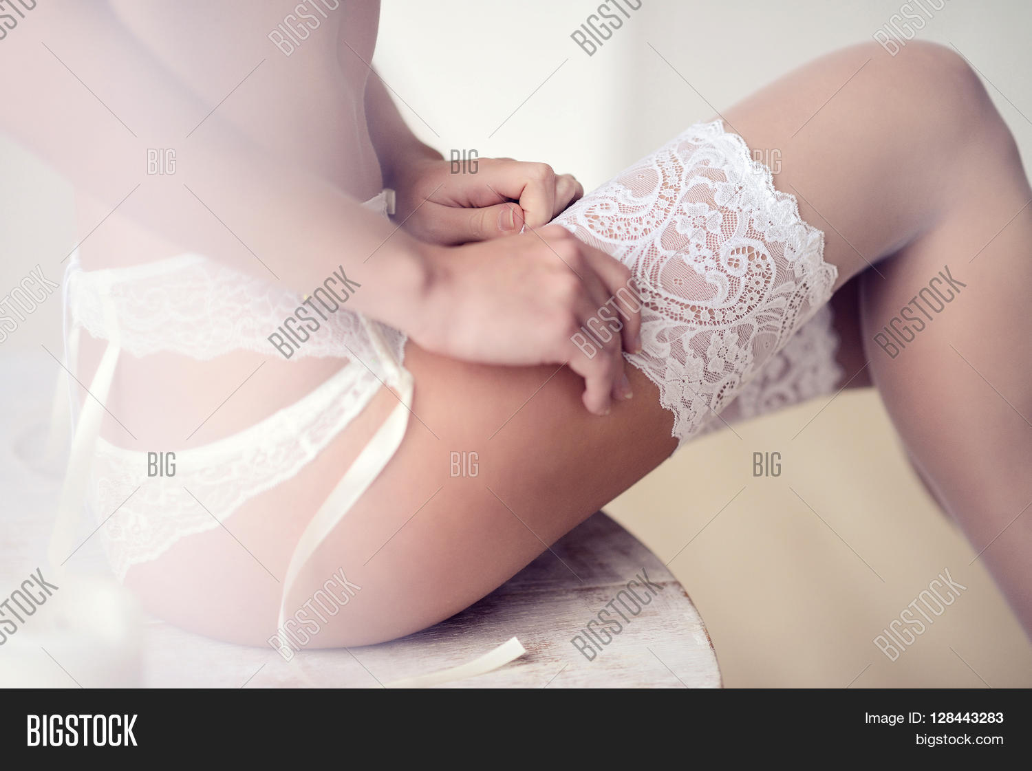 beautiful sexy lady elegant white image & photo | bigstock