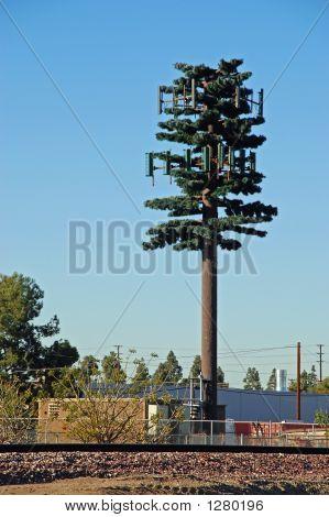 Radar Disguised As Tree