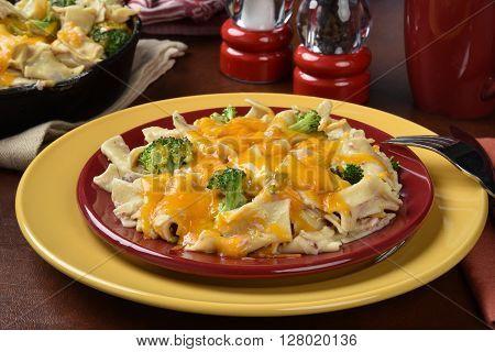 Tuna Casserole Dinner
