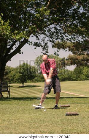 Motion Golf Swing